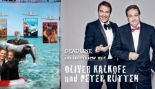 SCHLEFAZ OVERKILL! + GEWINNSPIEL! - Im Interview mit Peter Rütten und Oliver Kalkofe