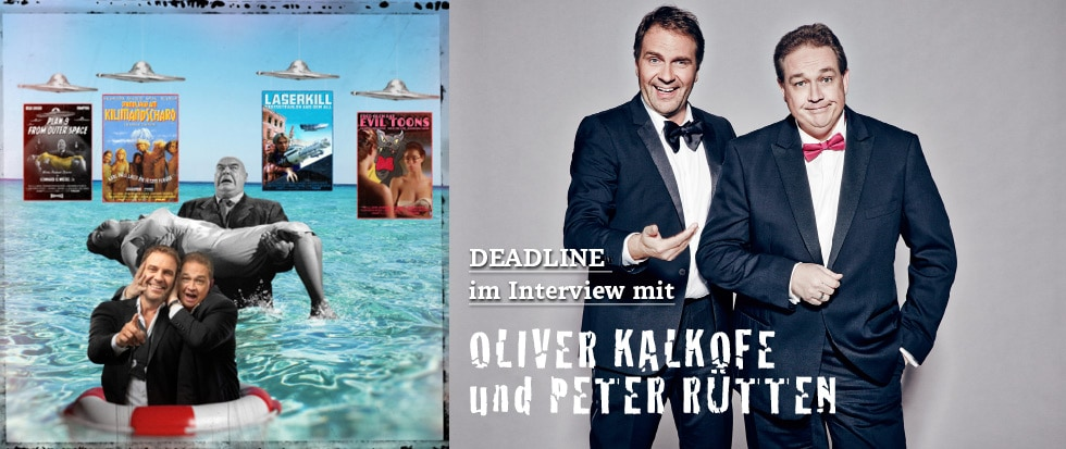 Specials Deadline Das Filmmagazin