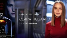 Im Interview mit Clara Rugaard zu I AM MOTHER