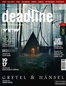Deadline Cover #81