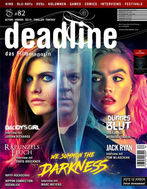 Deadline Cover #82