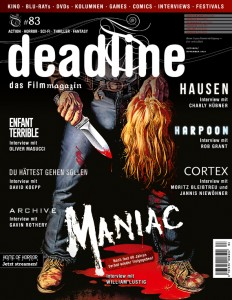 Deadline Cover #83