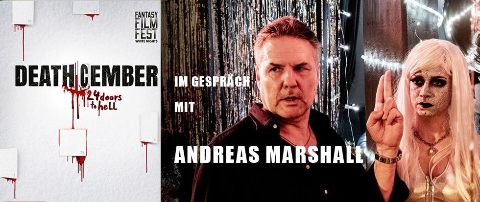 Interview mit Regisseur Andreas Marschall zu DEATHCEMBER