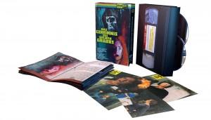 Das Geheimnis des gelben Grabes Blu-ray VHS Retro Deadline