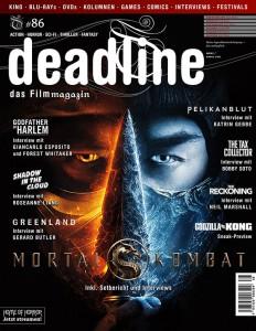 Deadline #86 Cover