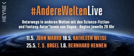 #AndereWelten_Deadline_Alle