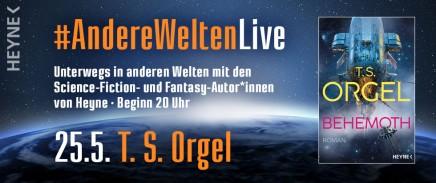 #AndereWelten_Deadline_Orgel_Cover
