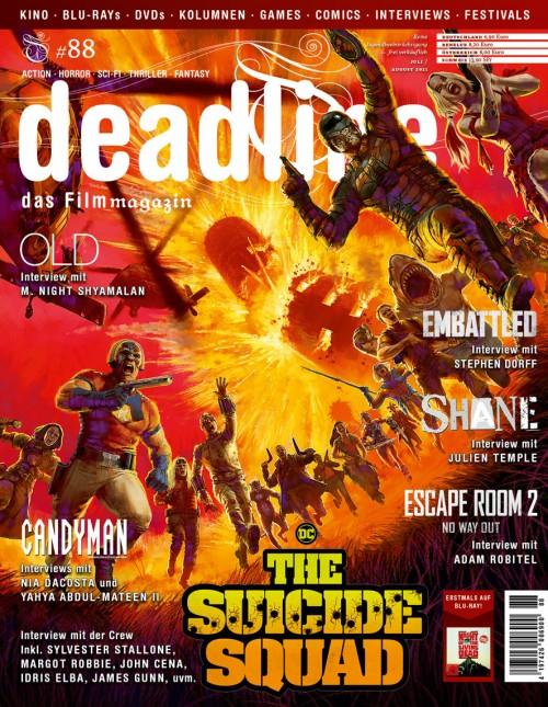 Deadline Cover #88